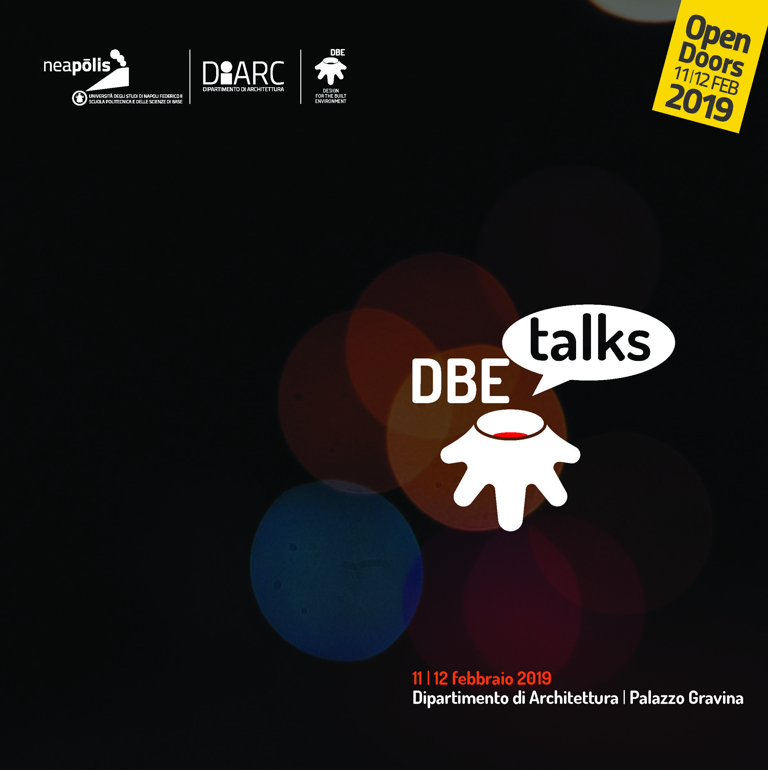 DBE TALKS PROGRAM DEFLOW Pagina 01